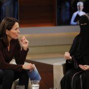 Justiz warnte NDR-Redaktion vor Burka-Frau (Foto)