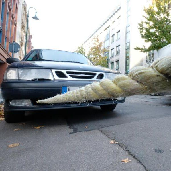 Seil oder Stange? So schleppen Sie Ihr Fahrzeug richtig ab (Foto)