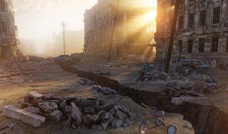 Horror-Szenario: Ein dritter Weltkrieg könnte ganze Städte zerstören. (Symbolbild) (Foto)