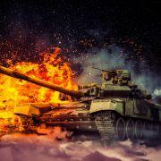 Putins Super-Panzer schüchtert den Westen ein (Foto)