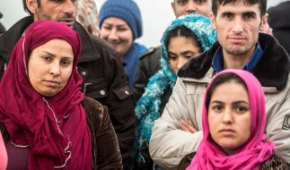 Im Zuge des Umsiedlungs-Verfahrens sollen 27.000 Flüchtlinge nach Deutschland kommen. (Foto)