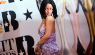 Rihanna zeigt gern, was sie hat... (Foto)