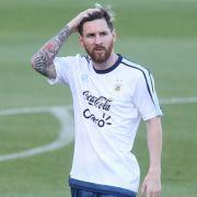 Neues Tattoo! So sieht Messi nicht mehr aus (Foto)