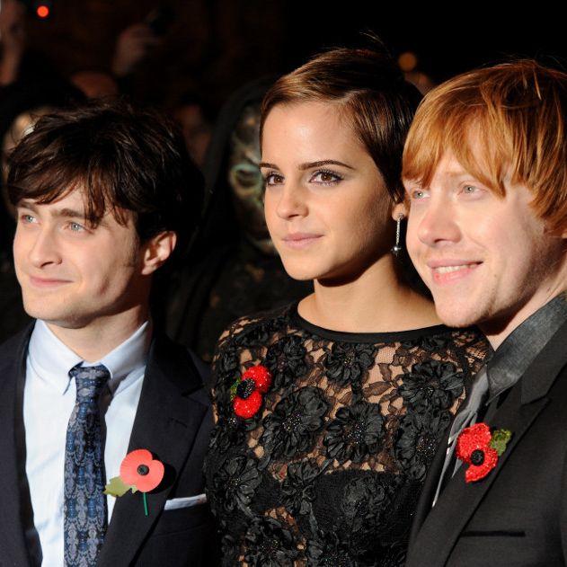 """Die """"Harry Potter""""-Stars damals und heute (Foto)"""