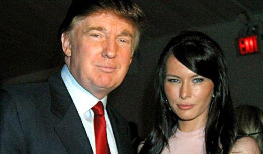 Mit der Präsidentschaftskandidatur ihres Mannes hat die zukünftige First Lady ihr Äußeres perfektioniert. Grelles und Muster sucht man an Melania mittlerweile vergeblich. Looks wie dieser von 2005 gehören endgültig der Vergangenheit an.