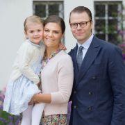Darum sorgt die Erziehung von Estelle für Streit bei den Schweden-Royals (Foto)