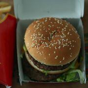 Müssen wir uns jetzt endgültig vom Big Mac verabschieden? (Foto)