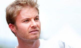 Nico Rosberg in Sepang (Malaysia) am 29. September. Gewinnt Rosberg in Brasilien, ist er Formel-1-Weltmeister. (Foto)