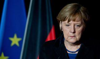 Laut Trump-Anhänger Nicolas Smith sollte Kanzlerin Merkel zuerst vor der eigenen Haustür kehren. (Foto)