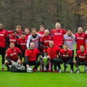 Karnevalstraining beim FC - Begrüßt die Champions-League-Sieger! (Foto)