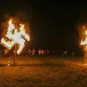 Ku-Klux-Klan kündigt Festumzug an (Foto)
