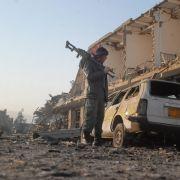 Bundeswehrsoldaten erschießen Motorradfahrer in Afghanistan (Foto)