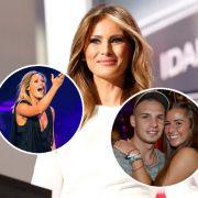 First Lady nackt, Helene gelöscht und frische Lombardi-News (Foto)