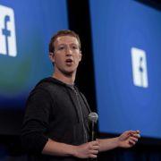 Facebook erklärt Mark Zuckerberg für tot (Foto)