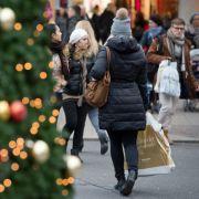 Sonntagsverkauf! Hier können Sie heute shoppen (Foto)
