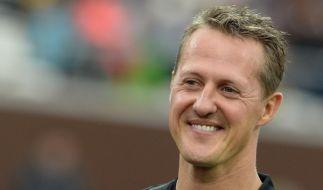 Schumacher-Fans können ihrem Idol jetzt auch auf Facebook und Instagram folgen. Seit dem 13. November ist die Formel-1-Legende offiziell in den sozialen Netzwerken zu finden. (Foto)