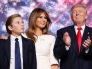 Donald Trump will das übliche Präsidentengehalt nicht annehmen. (Foto)