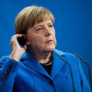 """""""Merkel letzte Verteidigerin des freien Westens"""" (Foto)"""