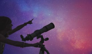 Der Asteroid 1998 XB kommt in Sichtweite. (Foto)