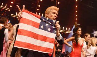 Oliver Pocher ätzt in Donald-Trump-Manier. (Foto)