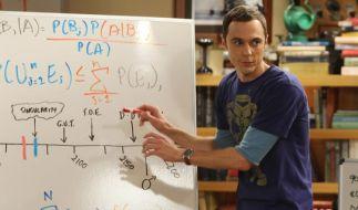 """Als Super-Nerd wurde Dr. Sheldon Cooper (Jim Parsons) in """"The Big Bang Theory"""" zur Ikone von Serienfans - jetzt soll die Figur des schrulligen Wissenschaftlers angeblich seine eigene Serien bekommen. (Foto)"""