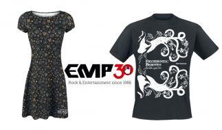 Gewinnen Sie mit news.de ein Shirt oder ein Kleid von EMP. (Foto)