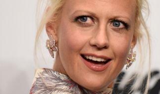 """Barbara Schöneberger bei der Verleihung des Deutschen Parfumpreis """"Duftstars """". (Foto)"""