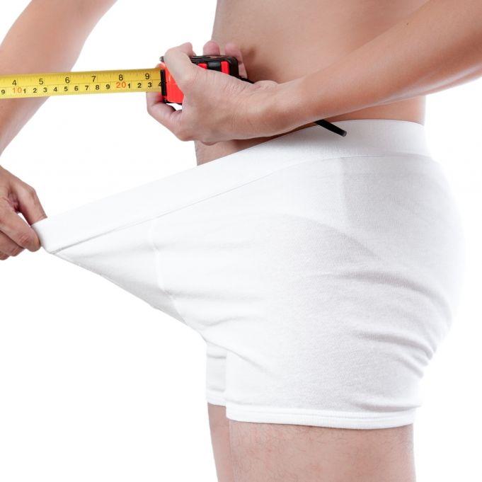 DIESE Methode zur Penis-Vergrößerung schockiert (Foto)