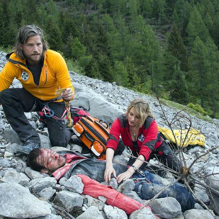 Tobias in Lebensgefahr! Können die Bergretter ihm helfen? (Foto)