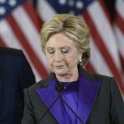 Ehekrach! Deshalb zofften sich Hillary und Bill Clinton (Foto)