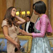 Herzogin Catherine gab der First Lady Botox-Tipps (Foto)