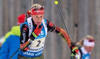 Maren Hammerschmidt wirbt für Peta. (Foto)