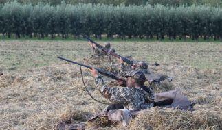 Eine Treibjagd im sächsischen Grüngräbchen endete für einen 62-Jährigen tödlich (Symbolbild). (Foto)