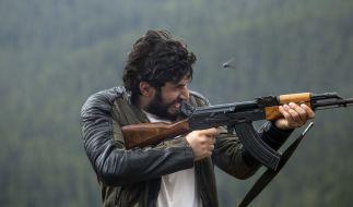 Caramitru (Dragos Bucur) ist ein gefährlicher und gesuchter Verbrecher. (Foto)