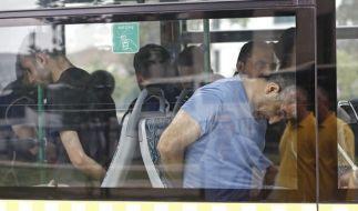 Nach dem Putschversuch in der Türkei wurden bereits Tausende Menschen festgenommen. (Foto)