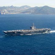 Britische Marine feuert Warnschüsse auf spanisches Schiff (Foto)
