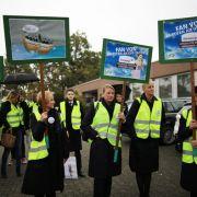 Piloten und Kabinenpersonal streiken am Dienstag und Mittwoch! (Foto)
