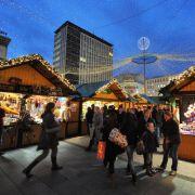 Anschläge befürchtet! Deutsche Weihnachtsmärkte im Visier (Foto)