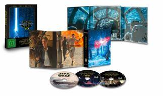 """Ab 24. November 2016 ist """"Star Wars: Das Erwachen der Macht"""" als Collector's Edition auf Blu-ray und Blu-ray 3D erhältlich! (Foto)"""
