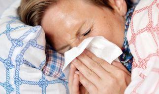 Es sind bereits die ersten Grippefälle in dieser Saison aufgetreten. Bevor sich die Influenza-Erreger jedoch weiter ausbreiten, sollte man sich impfen lassen. (Foto)