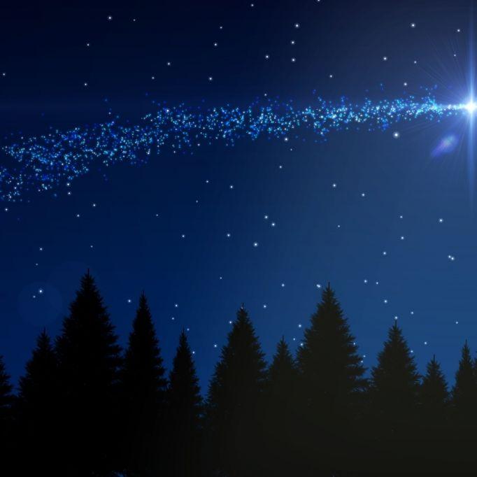 Wieder erhellt ein Super-Mond für uns den Winter-Himmel! (Foto)