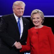 Trump will keine Ermittlungen gegen Clinton (Foto)