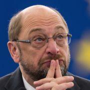EU-Parlamentspräsident als Nazi beschimpft (Foto)
