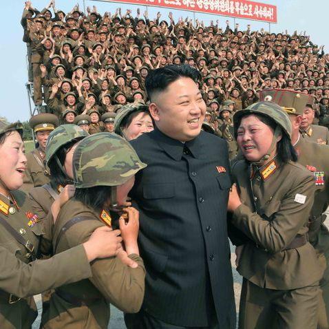 Kim Jong Uns Untertanen werden zu Sexsklaven (Foto)