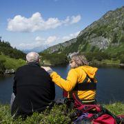 Marie stürzt in den Bergen, Markus droht Katharina zu verlieren (Foto)