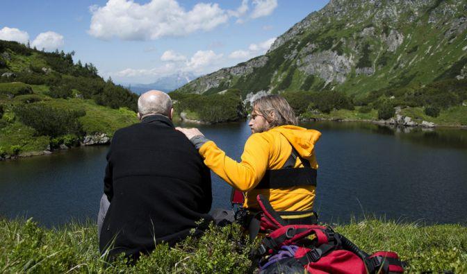 """""""Die Bergretter"""" als Wiederholung in der ZDF-Mediathek"""