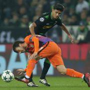 Bayern verliert gegen FK Rostow - Gladbach erkämpft sich Remis (Foto)