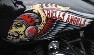 "Der Bundesinnenminister hat die ""Hells Angels MC Bonn"" verboten. (Foto)"