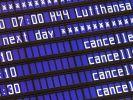 Der Lufthansa-Streik geht heute in die zweite Runde. (Foto)