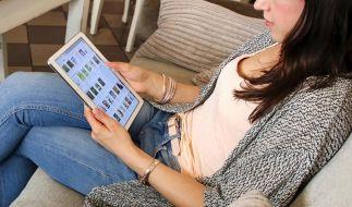 Surfen, lesen oder spielen: Wer ein gutes und günstiges Tablet sucht, kann durchaus fündig werden. (Foto)